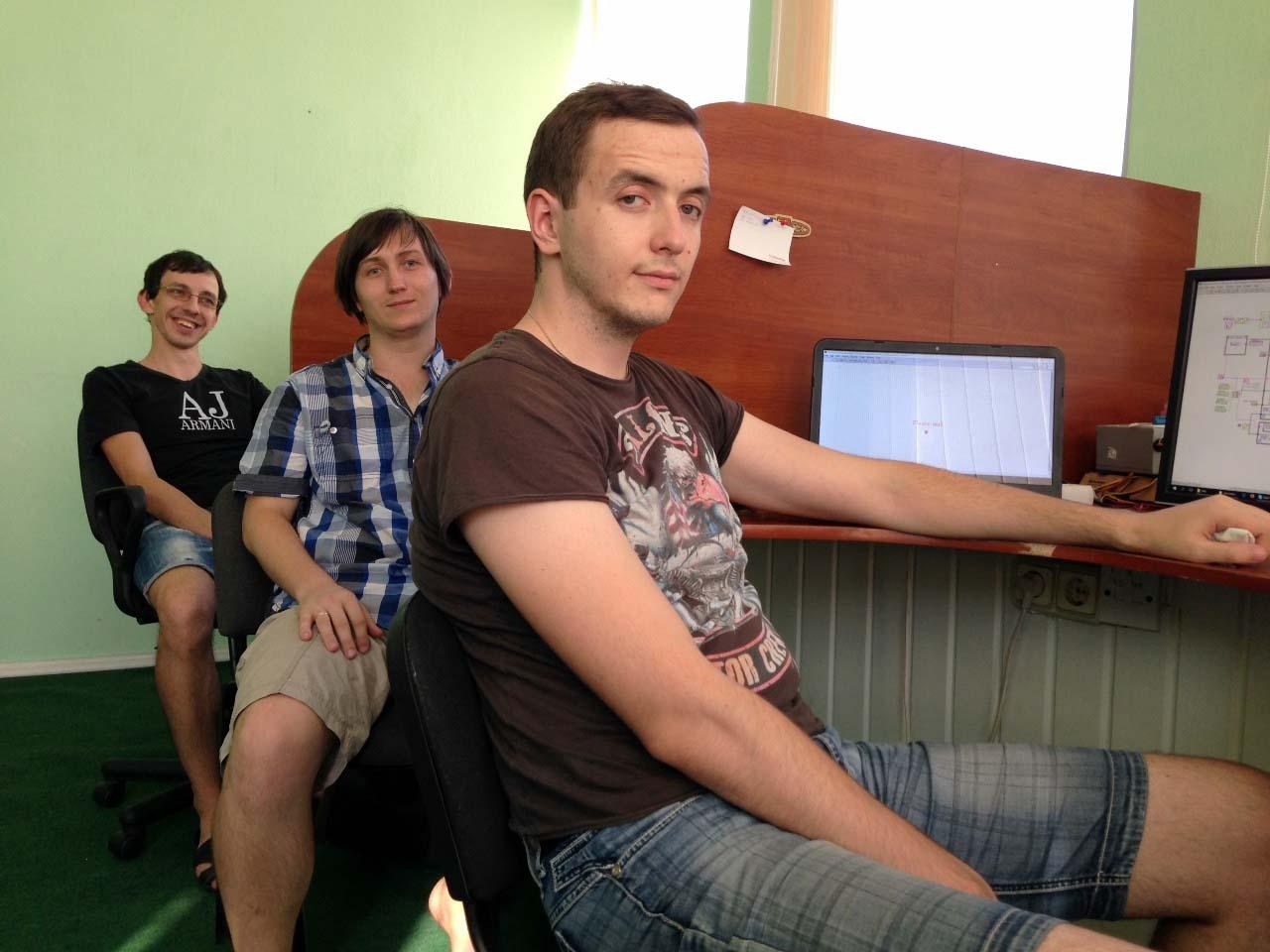 Отдел разработки программного обеспечения